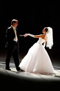 свадебный танец  в Веста Клаб