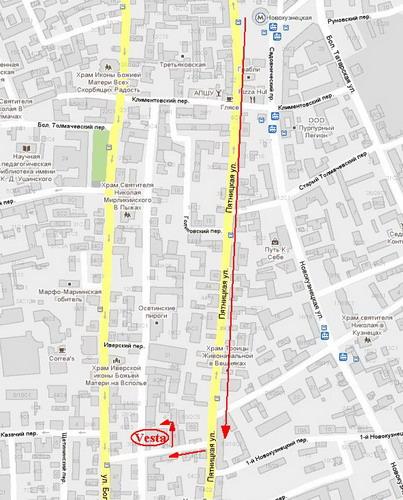 Переход со станции новокузнецкая на третьяковскую калужско-рижской линии закрыт