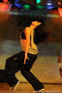 Карнаухова Наталия, клубные танцы - хаус