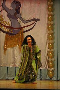 Долгих Анна Арабский танец (Египетский фольклор) Школа танцев Vesta