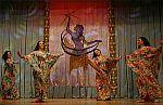 Долгих Анна, Арабский танец (Египетский фольклор) Школа танцев Vesta