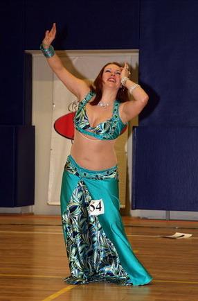 Долгих Анна Танец живота (Bellydance) Школа танцев Vesta