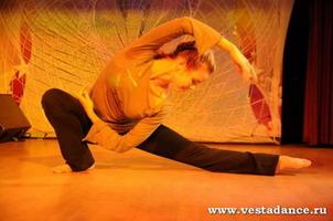 Буйлова Анастасия, Body-made: стретчинг