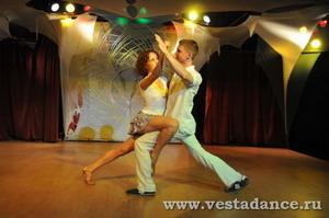 танец сальса веста клаб