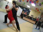 Эсмира, Аргентинское танго Школа танцев Vesta