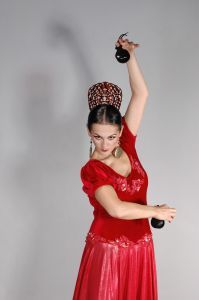 Обучение фламенко