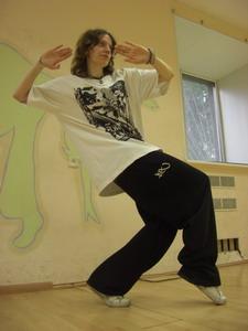 Шаюкова Айна, уличные танцы: хаус