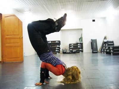 Катя Амстер, Body-made: силовые упражнения